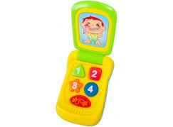 PlayGo Můj první telefon vyklápěcí