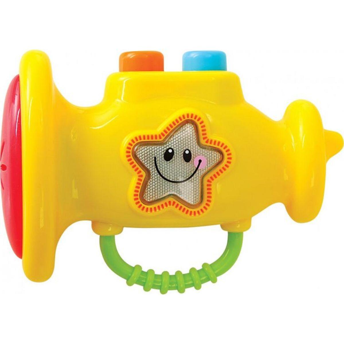 Playgo Trumpeta pro dětskou rockovou hvězdu