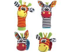 Playgro Chrastící ponožky a náramky