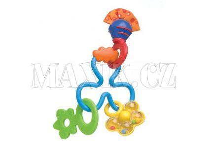 Playgro Chrastítko s kousátky