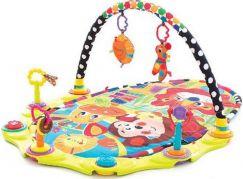 Playgro Hrací deka s flexibilní hrazdičkou