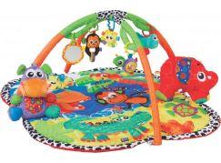 Playgro Hrací deka zvířátka v džungli