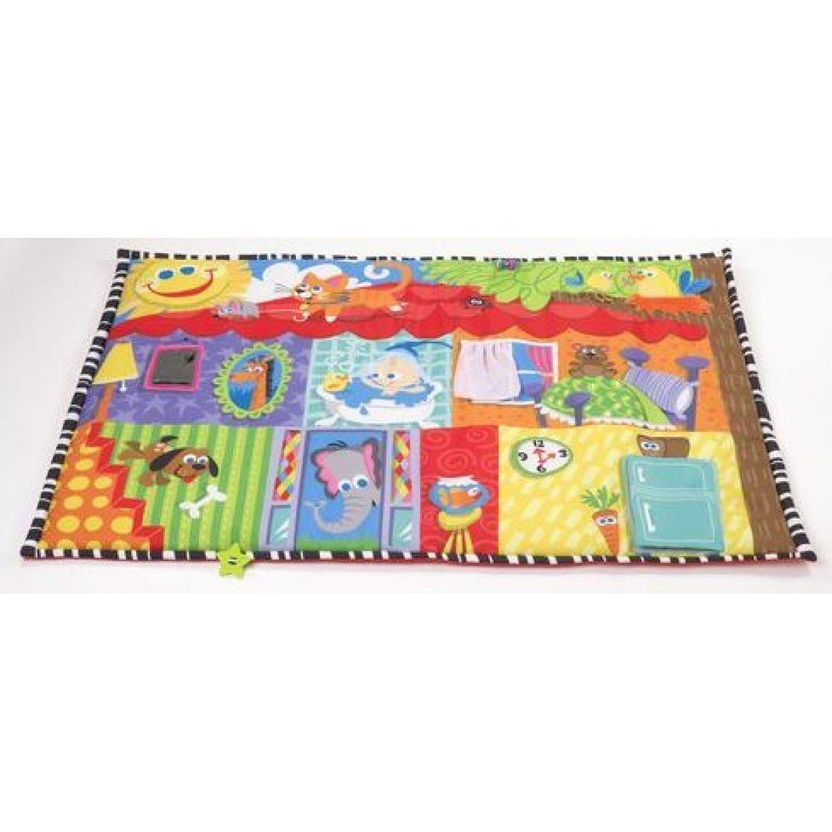 Playgro Velká hrací deka 150x100 cm