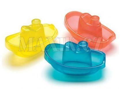 Playgro Zábavné lodičky do koupele