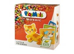 Playmais Mosaic Little Friends domácí mazlíčci