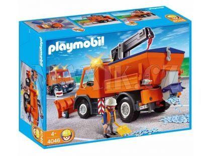 Playmobil 4046 Vozidlo správy silnic