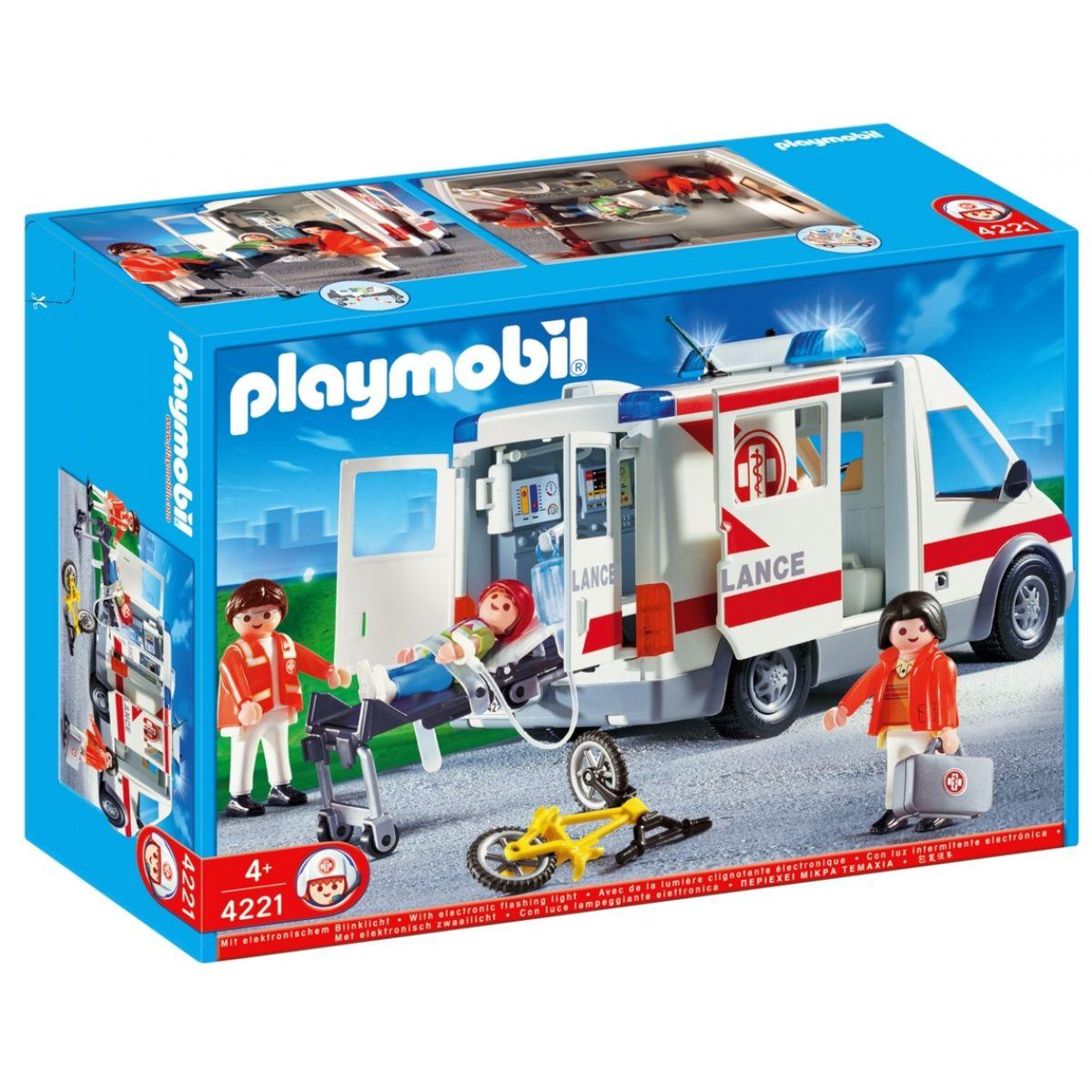 Playmobil 4221 Sanitka