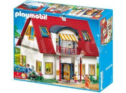 Playmobil 4279 Rodinný dům