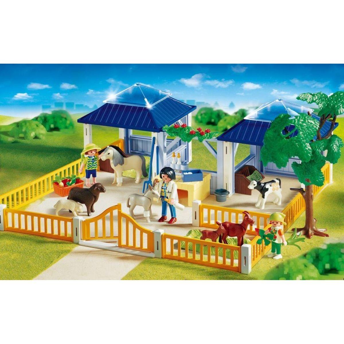 Playmobil 4344 Školka pro nemocná zvířátka #2