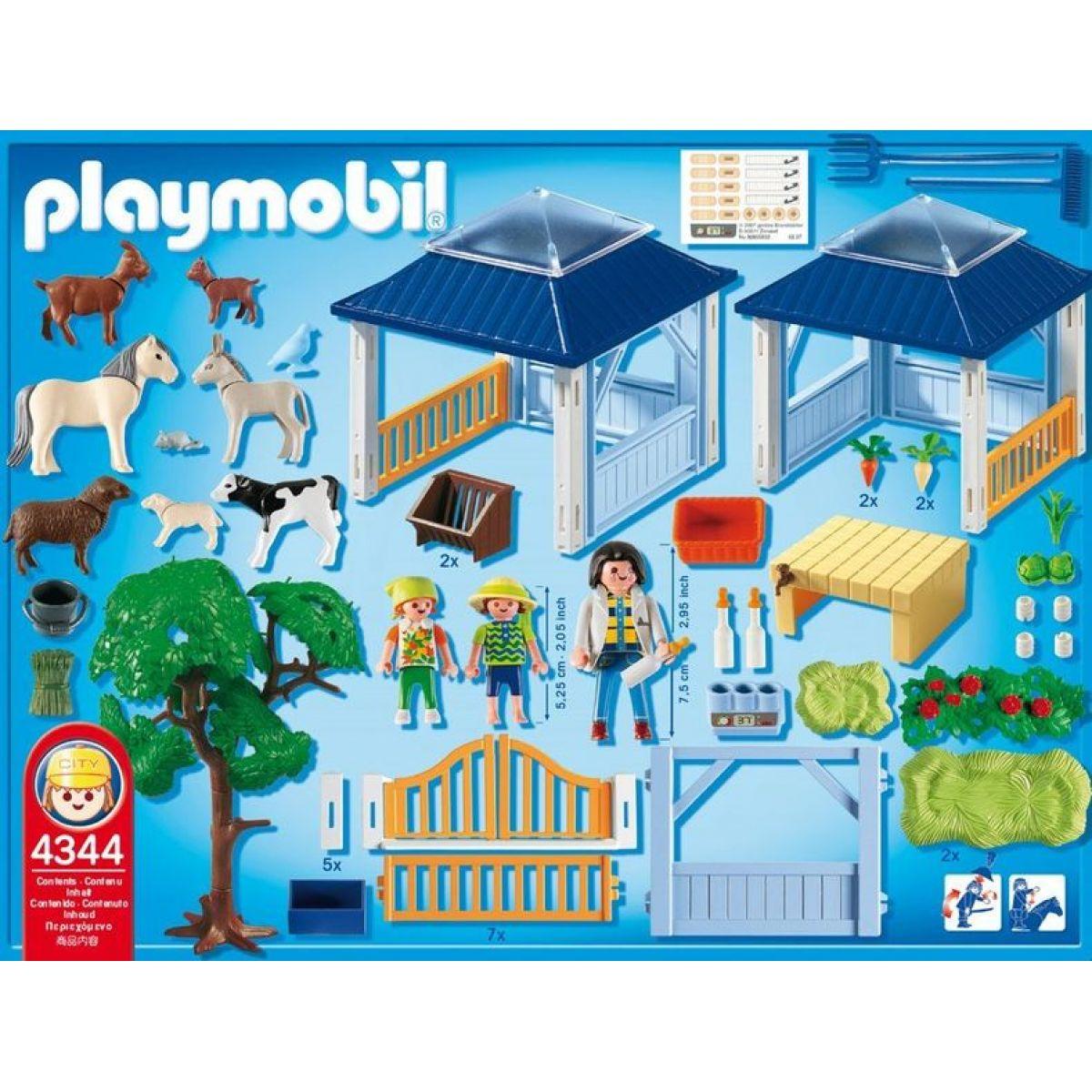 Playmobil 4344 Školka pro nemocná zvířátka #3