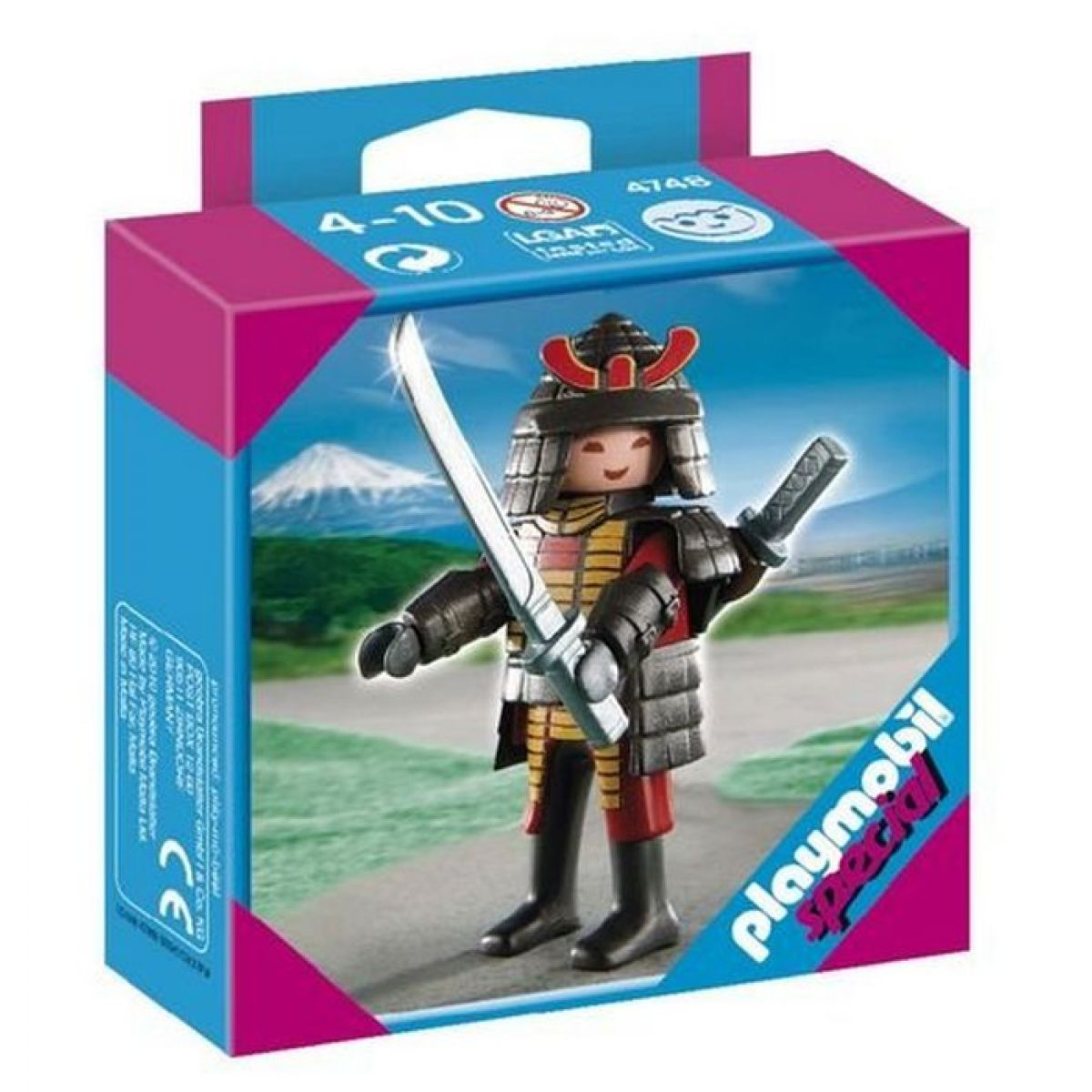 Playmobil 4748 Samuraj