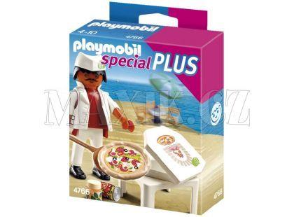 Playmobil 4766 Pizzař