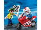 Playmobil 4780 Kluci na motorce 2