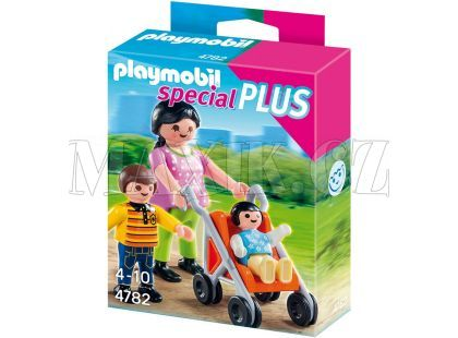 Playmobil 4782 Maminka s dítětem