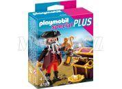 Playmobil 4783 Pirát s truhlicí