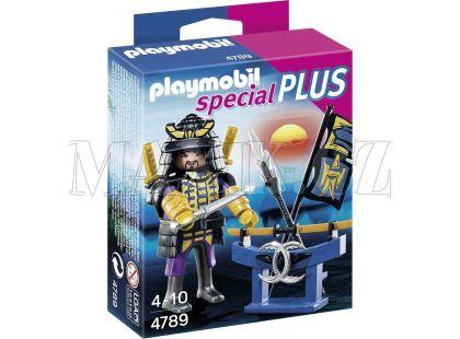 Playmobil 4789 Asijský rytíř se zbrojí