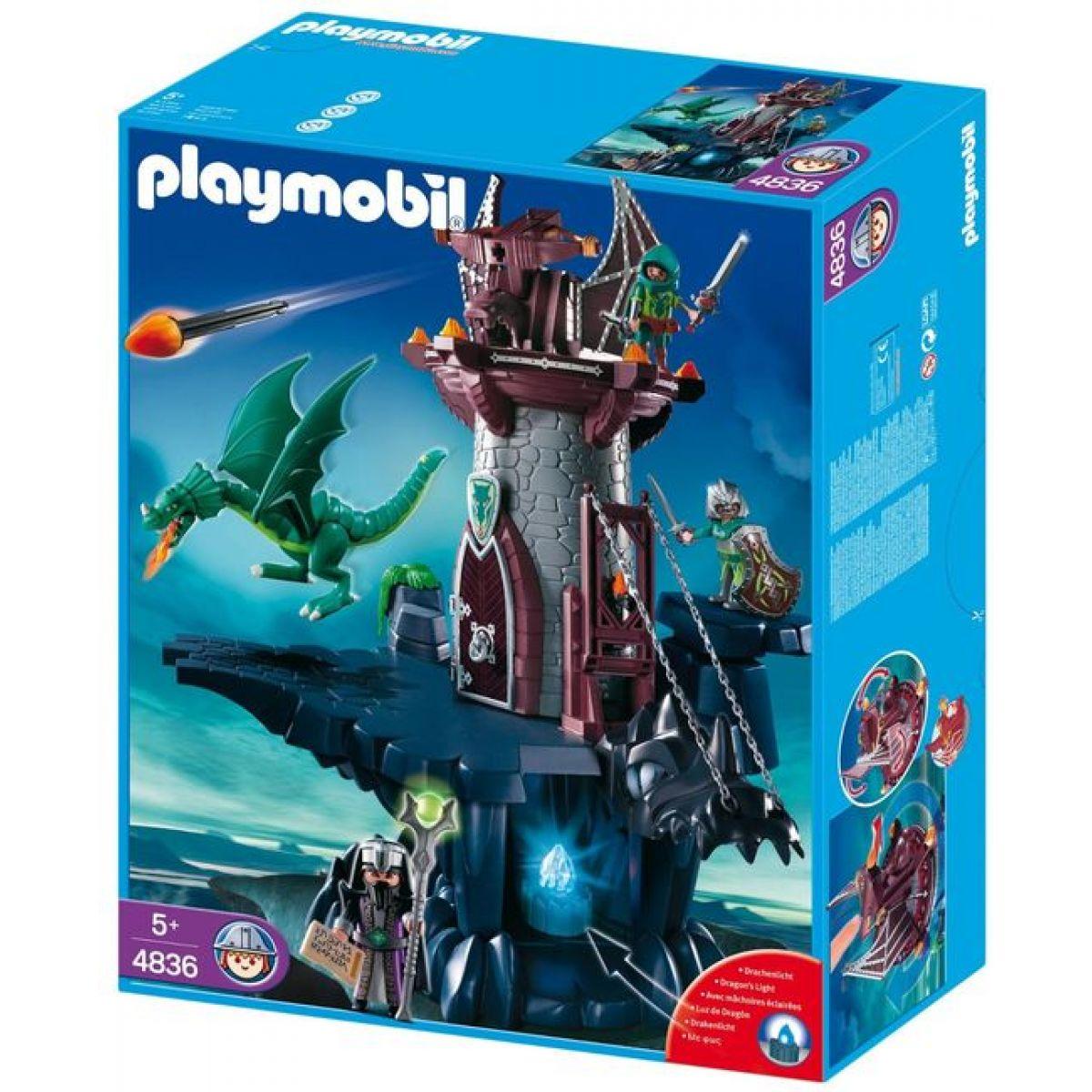 Playmobil 4836 Dračí věž