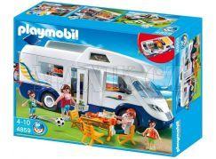 Playmobil 4859 Rodinný karavan
