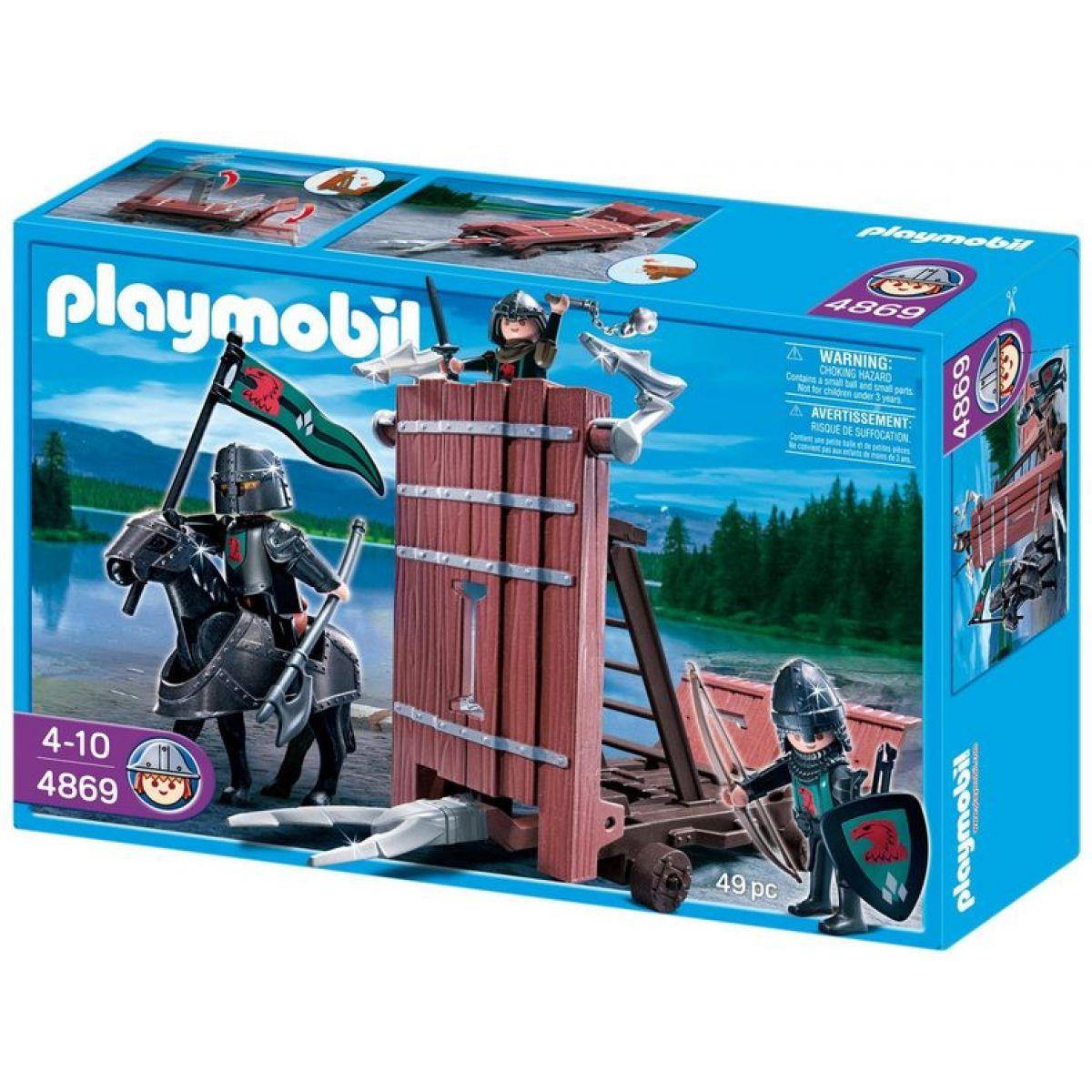 Playmobil 4869 Útočný vůz