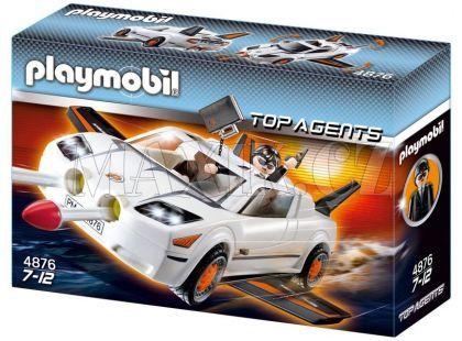 Playmobil 4876 Tajný super závoďák
