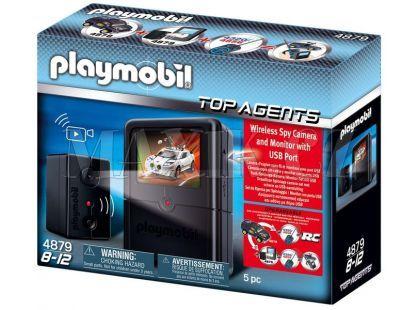 Playmobil 4879 Špionážní kamera