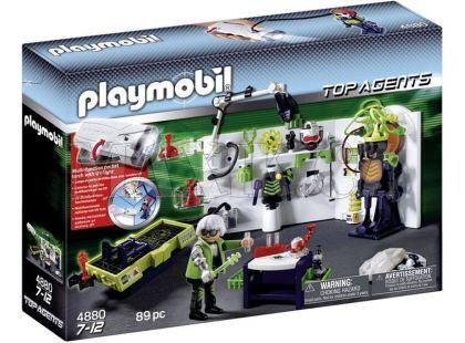 Playmobil 4880 Laboratoř Robo-Gangsterů