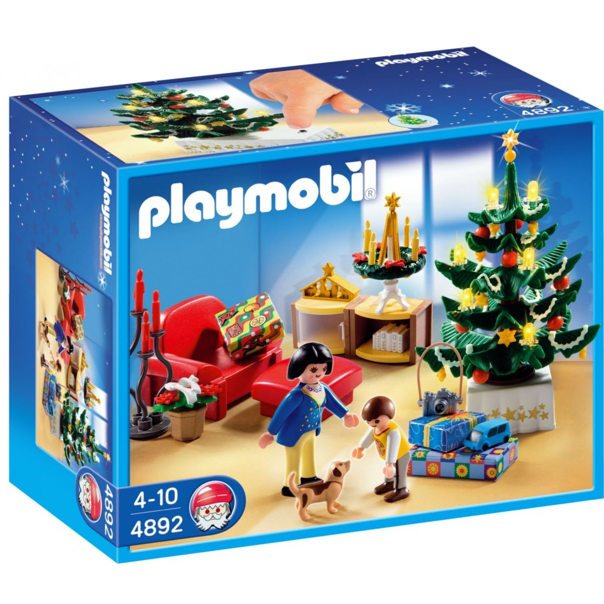 Playmobil 4892 Vánoční pokoj