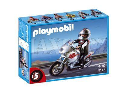 Playmobil 5117 Motorka Naháč