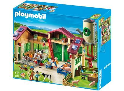 Playmobil 5119 Nová farma se silem