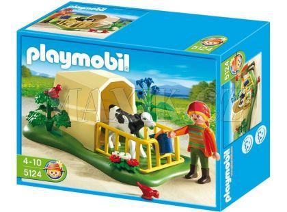 Playmobil 5124 Telátka ve výběhu