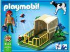 Playmobil 5124 Telátka ve výběhu 3