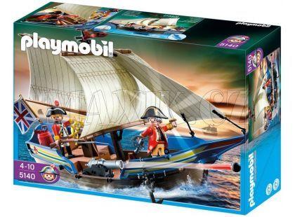 Playmobil 5140 Útočná loď vojenské gardy