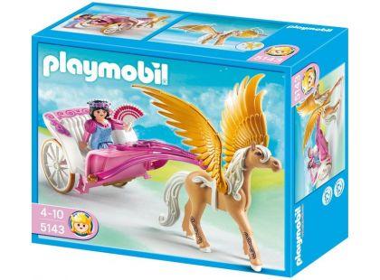 Playmobil 5143 Pegas s kočárem