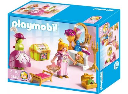 Playmobil 5148 Královská šatna