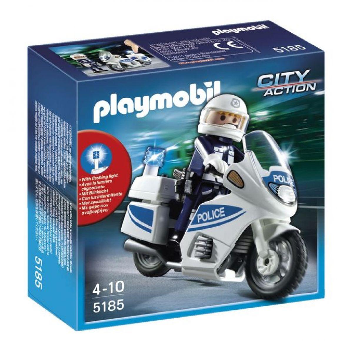 Playmobil 5185 Motohlídka