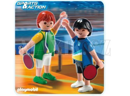 Playmobil 5197 Stolní tenis