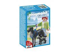 Playmobil 5210 Doga se štěnětem