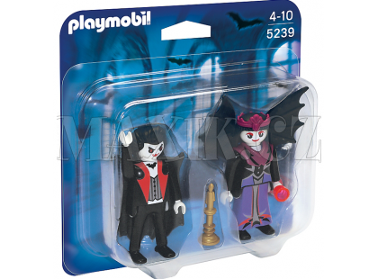 Playmobil 5239 Duo Pack Vampýři