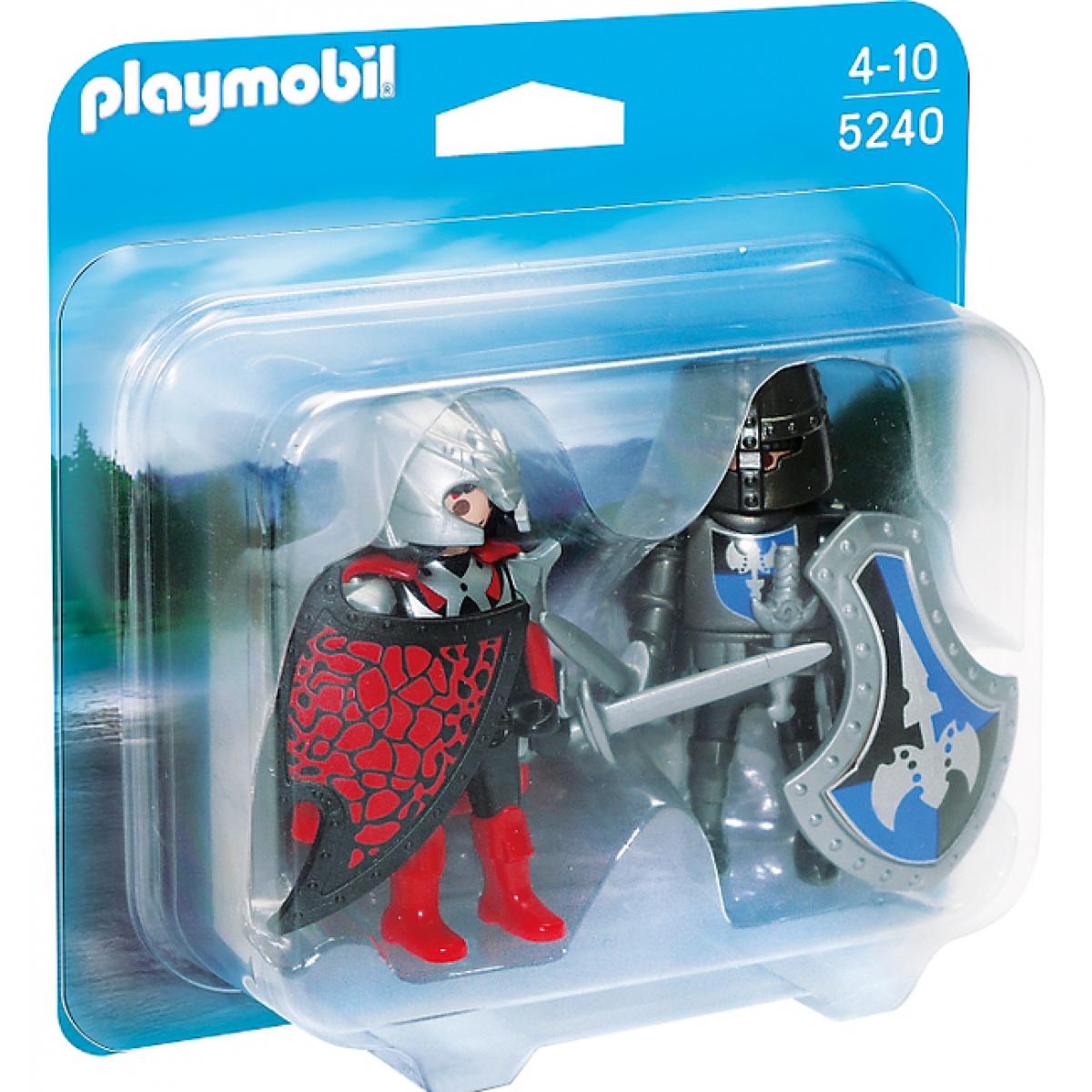 Playmobil 5240 Duo Pack Rytířský souboj