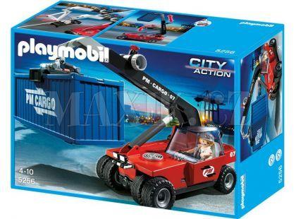 Playmobil 5256 Kontejnerový nakladač