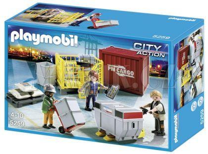 Playmobil 5259 Zaměstnanci
