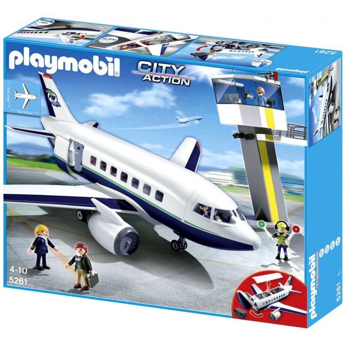 PLAYMOBIL 5261 Přepravní letadlo