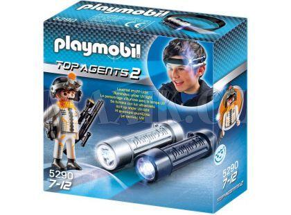 Playmobil 5290 Špionážní UV svítilna