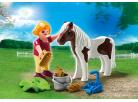 Playmobil 5291 Holčička s poníkem 2