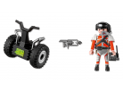 Playmobil 5296 Top Agent a Segway 3