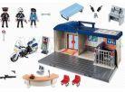 Playmobil 5299 Přenosná policejní stanice 5