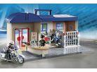 Playmobil 5299 Přenosná policejní stanice 2