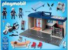 Playmobil 5299 Přenosná policejní stanice 3