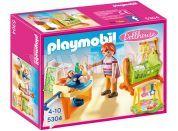 Playmobil 5304 Dětský pokoj s kolébkou