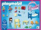 Playmobil 5306 Barevný dětský pokoj 3